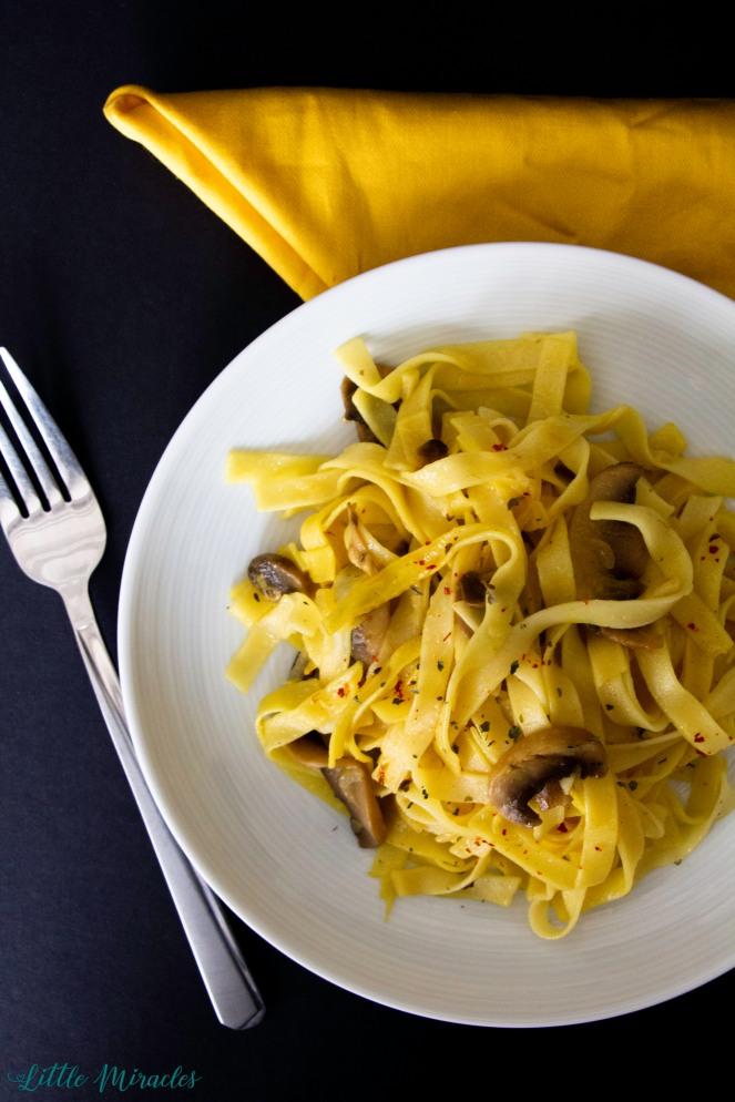Saffron Truffle Tagliatelle2